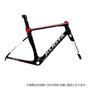 2020モデル KRYON Rim 105 R7000 ブラック/レッド/ホワイト サイズS(168.5-173.5) ロードバイク