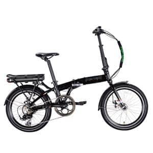 ZERO N2.0 ブラック 折りたたみ電動アシスト自転車