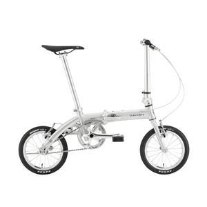 2020モデル Dove Plus ダヴプラス ポリッシュ (142-180cm) 折畳自転車