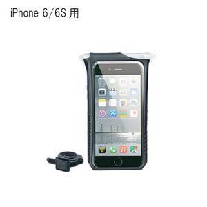 TOPEAK (トピーク) スマートフォン ドライバッグ iPhone 6/6S用 ブラック メイン