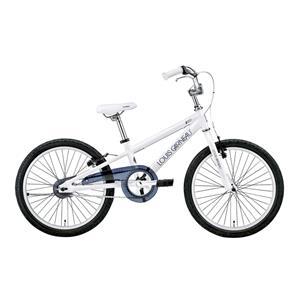 2016モデル LGS-J20 LG WHITE LG ホワイト 230 完成車 【キッズ】 【子供】【自転車】