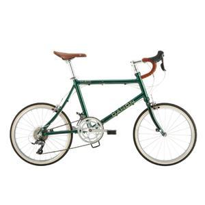 2021 Dash Altena ダッシュアルテナ ブリティッシュグリーン サイズM(157-172cm) 折りたたみ自転車