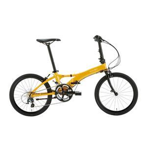 2020モデル Visc EVO ヴィスクエヴォ マンゴーオレンジ (142-193cm) 折畳自転車