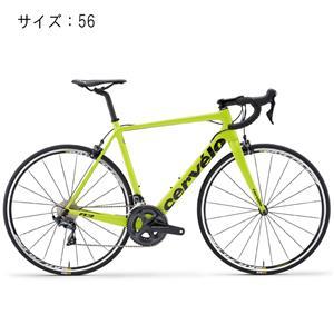R3 R8050 フルオイエロー/ブラック サイズ56 ロードバイク