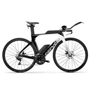 Cervelo (サーベロ) 2020モデル Pシリーズ DISC R7000 ホワイト サイズ48(165-170cm) ロードバイク メイン