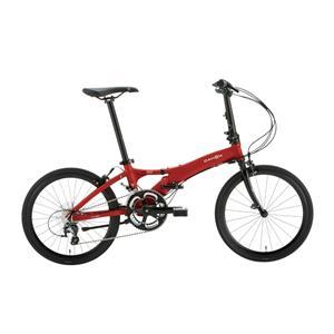 2020モデル Visc EVO ヴィスクエヴォ ガーネットレッド (142-193cm) 折畳自転車