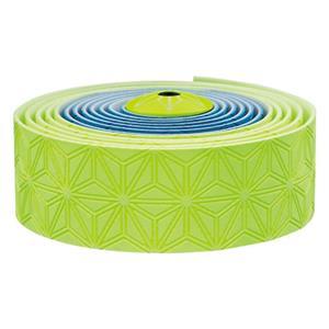 KUSH Multi ネオンブルー/ネオンイエロー バーテープ