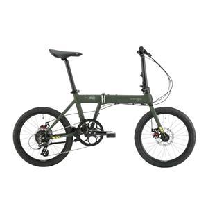 2020モデル Horize Disc ホライズディスク カーキ (142-193cm) 折畳自転車