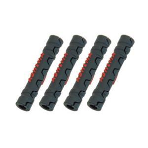 YCB02100 フレームプロテクター 4.0mm アウター用 ブラック