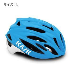 RAPIDO ラピード ライトブルー サイズL ヘルメット