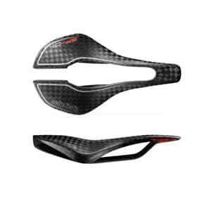 SP-01 BOOST TEKNO Super Flow Hi-Tech Carbon ブラック S サドル