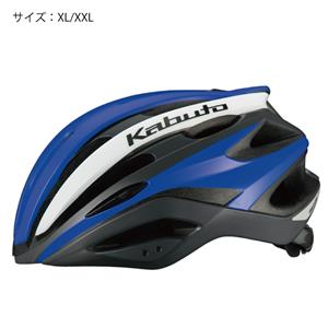 REZZA(レッツァ) G-1マットブルー XL/XXL ヘルメット