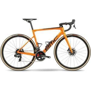 2021モデル Teammachine チームマシン SLR01 THREE Force AXS HRD Metallic Orange & Carbon 51(166-174cm)ロードバイク