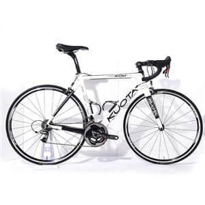 KUOTA (クオータ) 2012モデル KOM EVO RED レッド 2012 10S サイズM530(172.5-177.5cm) ロードバイク メイン
