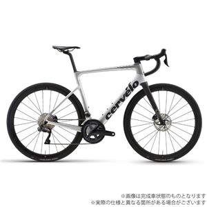 2021モデル Caledonia-5 シルバー ブラック R8070 Di2 サイズ48(162.5-167.5cm)