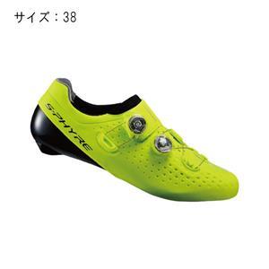 RC9 イエロー サイズ38 (23.8cm) シューズ