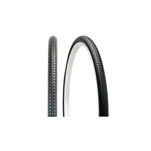 S130 (2本セット) 24x1-3/8 ブラック タイヤ