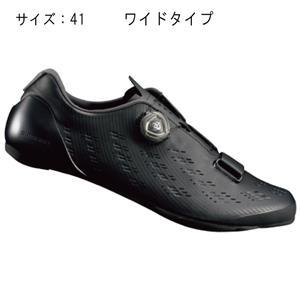 RP901LE ブラック サイズ41 (25.8cm) シューズ