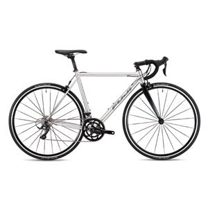 2019モデル NAOMI ブラッシュド アルミニウム サイズ49 (166-171cm) ロードバイク