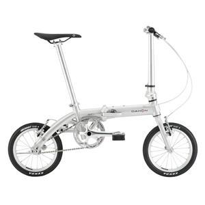 2021 Dove Plus ダヴプラス ポリッシュ (142-180cm) 折りたたみ自転車