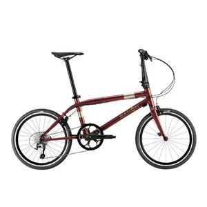 2020モデル Clinch D10 クリンチ ロイヤルパープル (142-193cm) 折畳自転車