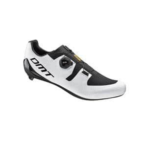 KR3 ホワイト/ブラック サイズ37(23.7cm) ROAD用 ビンディングシューズ