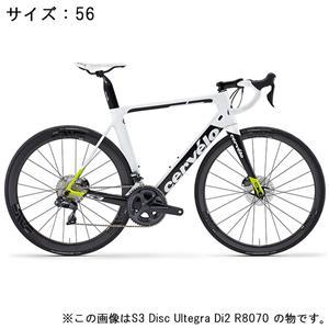 S3 Disc ULTEGRA R8020 11S ホワイト/ブラック サイズ56