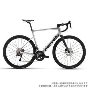 2021モデル Caledonia-5 シルバー ブラック R8070 Di2 サイズ54(172.5-177.5cm)