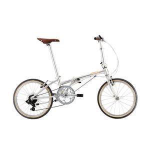2020モデル Boardwalk D7 ボードウォーク ブリリアントシルバー (142-193cm) 折畳自転車