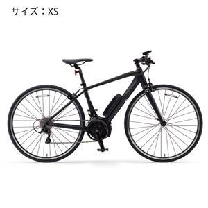 YPJ-C サイズXS  マットブラック 電動アシスト自転車