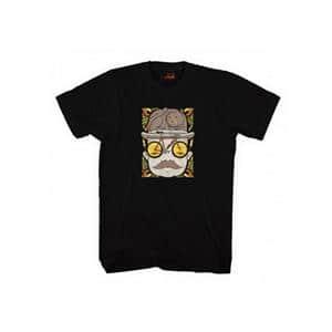 Mr.CAT HAT Tシャツ サイズS ブラック