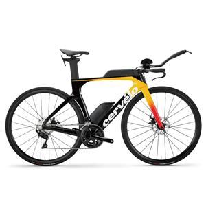 Cervelo (サーベロ) 2020モデル P-Series Disc R7070 オレンジコーラル サイズ56(180-185cm) ロードバイク メイン