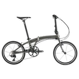 2021 Mu SLX ミュー メタリックグレー (142-193cm) 折りたたみ自転車