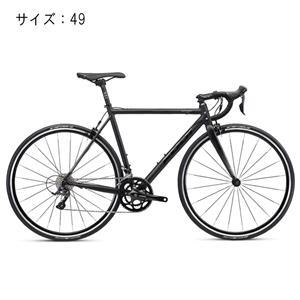 2018モデル NAOMI ナオミ マットブラック サイズ49(165-172cm)ロードバイク
