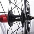 ZIPP (ジップ) 303 Disc Firecrest ディスク ファイアクレスト チューブラー シマノ11S ホイールセット 12