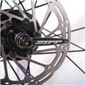 ZIPP (ジップ) 303 Disc Firecrest ディスク ファイアクレスト チューブラー シマノ11S ホイールセット 13