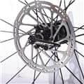 ZIPP (ジップ) 303 Disc Firecrest ディスク ファイアクレスト チューブラー シマノ11S ホイールセット 19