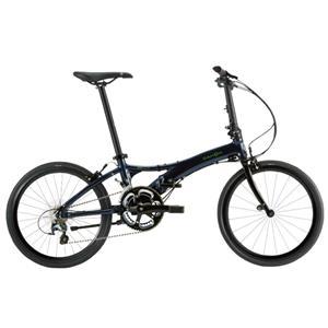 2019モデル Visc EVO ミッドナイト 折りたたみ自転車