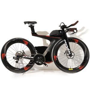 2017モデル P5X RED eTap 11S サイズM トライアスロンバイク ロードバイク