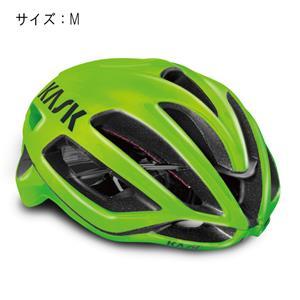PROTONE プロトーン ライム サイズM ヘルメット