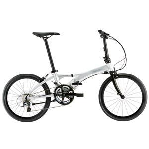 2020モデル Visc EVO ブライトシルバー 折りたたみ自転車