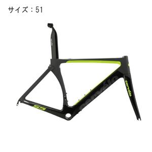 2018モデル S5 ブラック/グリーン サイズ51(171-176cm)フレームセット