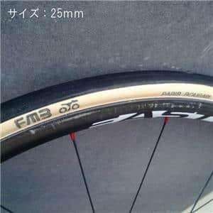 Paris-Roubaix Coton 25mm チューブラータイヤ
