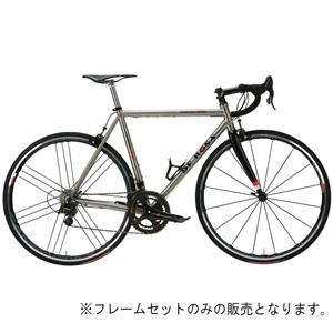 Titanio 3.25 Ti/Black サイズ59 (182.5-187.5cm) フレームセット