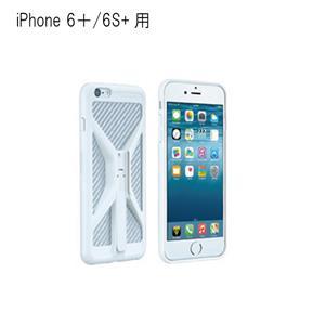 TOPEAK (トピーク) ライドケース iPhone 6 Plus/6S Plus用 ホワイト メイン