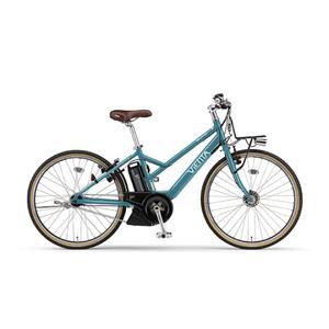 2017年モデル PAS VIENTA5 パス ヴィエンタ5 26型 エスニックブルー  電動アシスト自転車