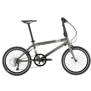 2021 Clinch D10 クリンチ ガンメタル (142-193cm) 折りたたみ自転車