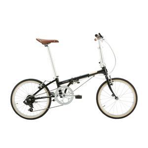 2020モデル Boardwalk D7 ボードウォーク ナイトブラック (142-193cm) 折畳自転車