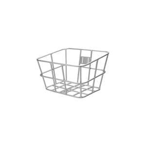AL-N02 アルミ バスケット サイズM シルバー