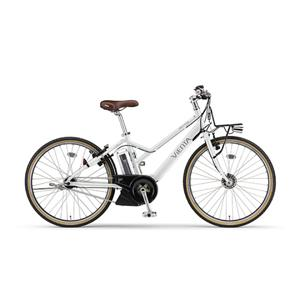 2017年モデル PAS VIENTA5 パス ヴィエンタ5 26型 シルキーホワイト  電動アシスト自転車